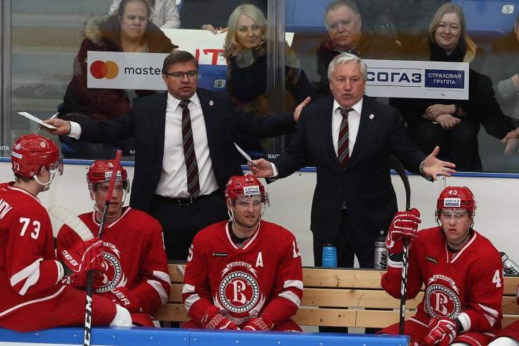 «Витязь» может пропустить следующий сезон КХЛ