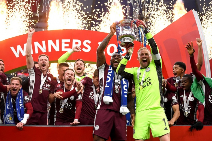«Челси» — «Лестер» — 0:1, финал Кубка Англии