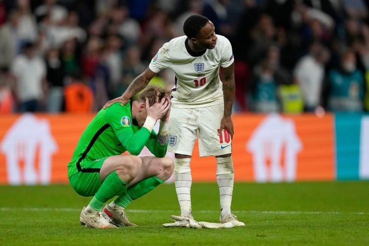 Евро-2020 (2021), Италия — Англия — 1:1