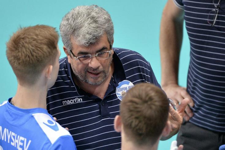 Рафаэль Хабибуллин — главный тренер «Газпром-Югра»