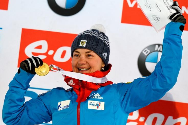 Самые неожиданные и сенсационные победы на чемпионатах мира по биатлону – Юрлова, Пидручный
