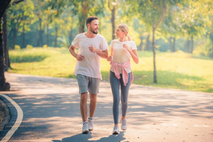 Что полезнее: бег или ходьба?