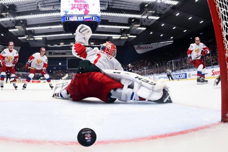 Как хоккеисты сборной России объяснили поражение