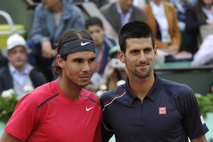 Домашний теннис. Надаль и Джокович нашли способ поддержать форму во время карантина