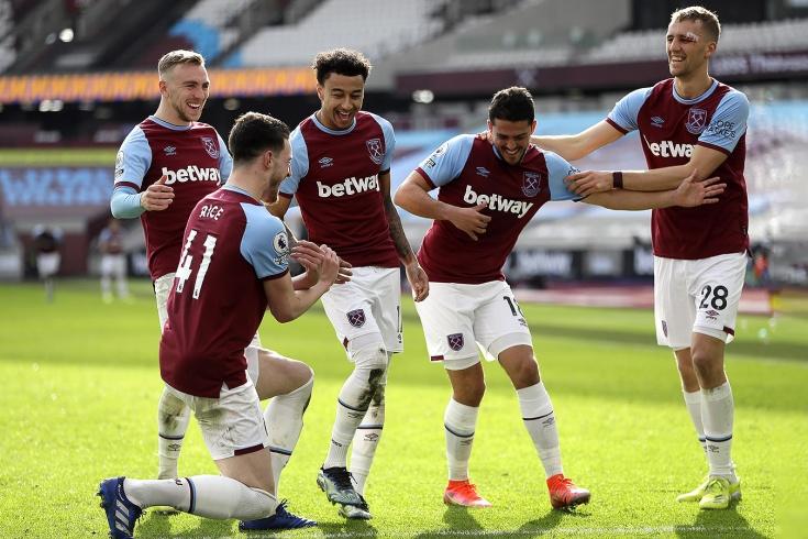 «Вест Хэм» претендует на попадание в Лигу чемпионов