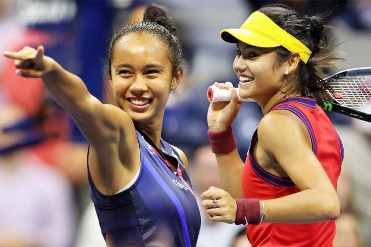 Влюбили в себя Америку! Эмоции юных финалисток US Open, повторивших путь Шараповой
