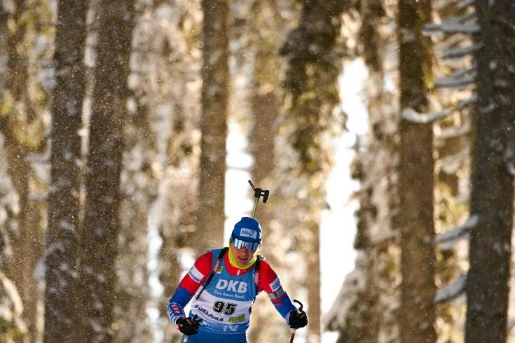 Казакевич второй раз подряд стала лучшей в России на чемпионате мира по биатлону 2021