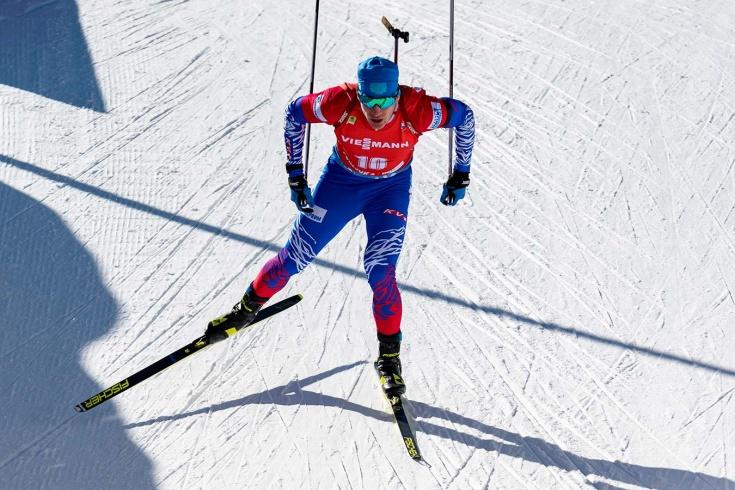 Сборная России по биатлону добыла серебро в мужской эстафете – лучший результат на Кубке мира – 2020/2021