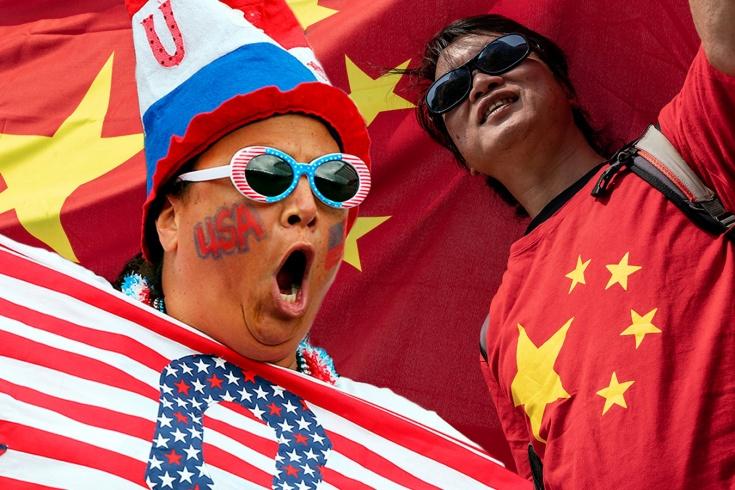 Китай может пойти на мировую с НБА из-за Олимпиады