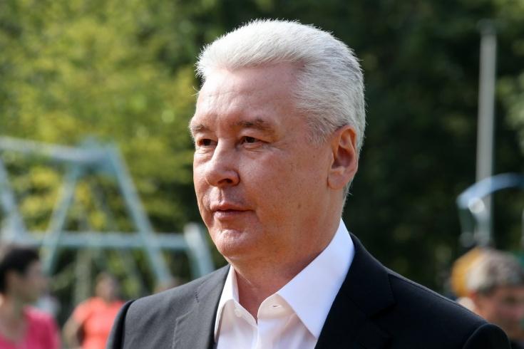 Собянин пообещал устроить москвичам «Крем-пай» до конца июня