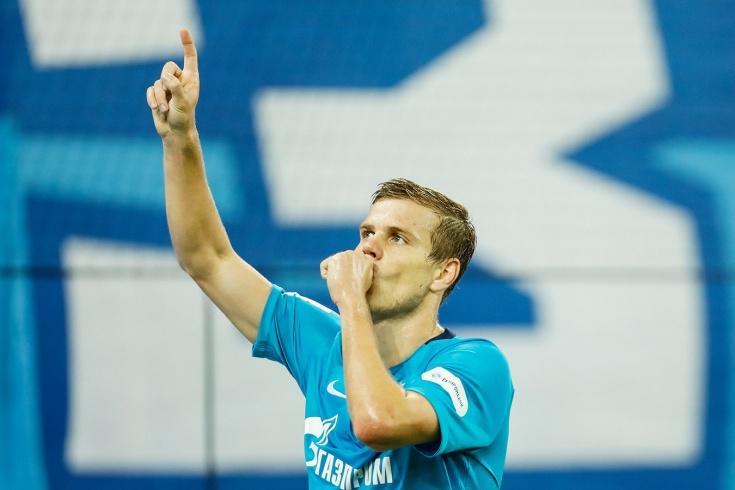 Жена Кокорина сообщила, что игрок переведён в «Зен
