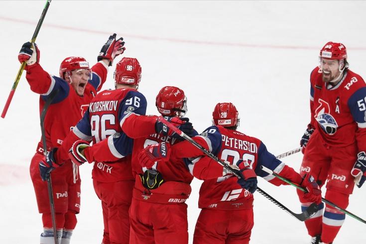 «Локомотив» — ЦСКА –2:1ОТ — видео, голы, обзор матча плей-офф КХЛ – 2021