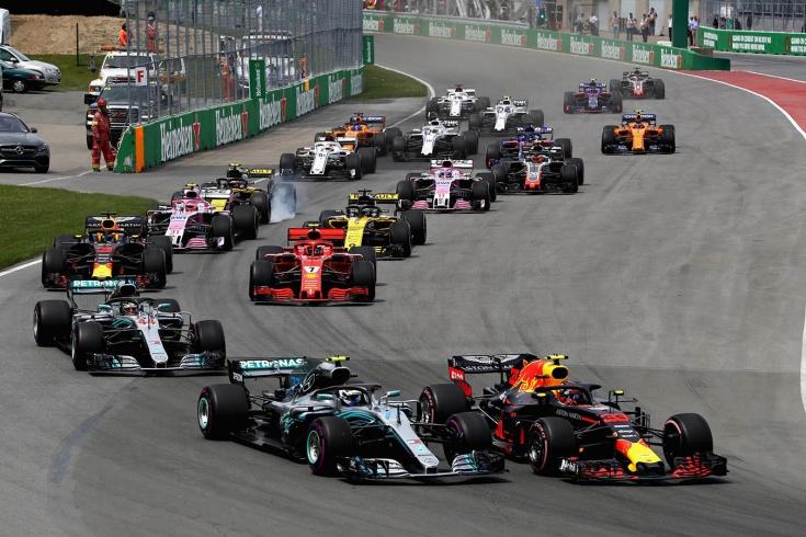 Официально: руководство Формулы-1 отменило Гран-пр