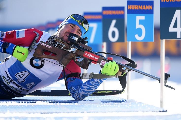 Логинов провалил спринт на этапе Кубка мира в Нове-Месте, Йоханнес Бё уверенно выиграл