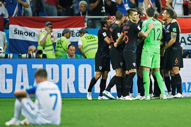 Исландия — Хорватия — 1:2