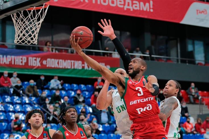 Довели серию до решающего третьего матча. «Локомотив-Кубань» сломил УНИКС