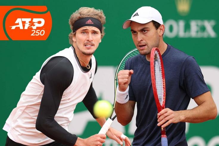 Турнир ATP-250 в Мюнхене: Аслан Карацев и Александр Зверев – в разных половинах сетки, они могут сыграть только в финале