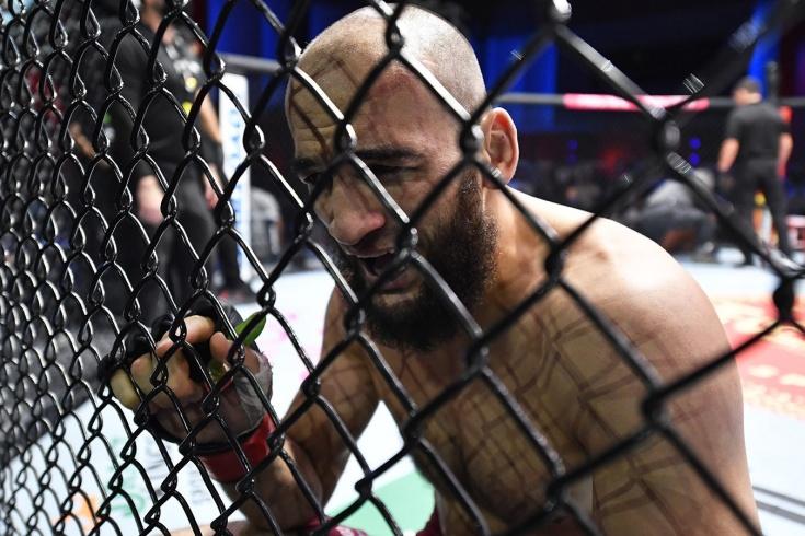 «Размажу всех». Скандальный друг Чимаева ворвался в UFC, его уже сравнивают с Хабибом