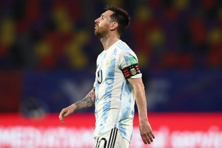 Аргентина — Колумбия. Прогноз на матч ЧМ 9.06.2021