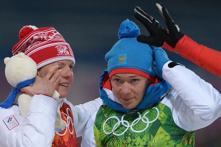 Сборная России официально лишена серебра биатлонной эстафеты Олимпиады в Сочи – а с каким трудом оно было добыто!
