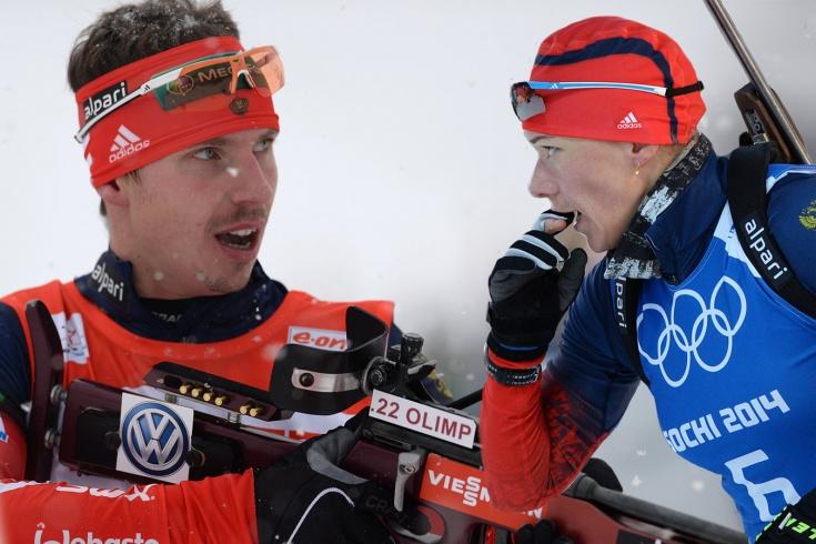 Скандал с биатлонистом Устюговым лишил сборную России массы медалей, но остались ещё