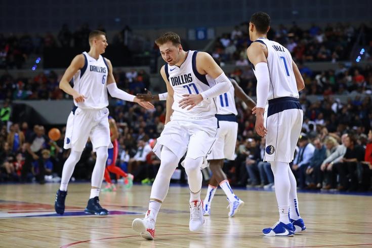 «Даллас» не заметил потери Дончича