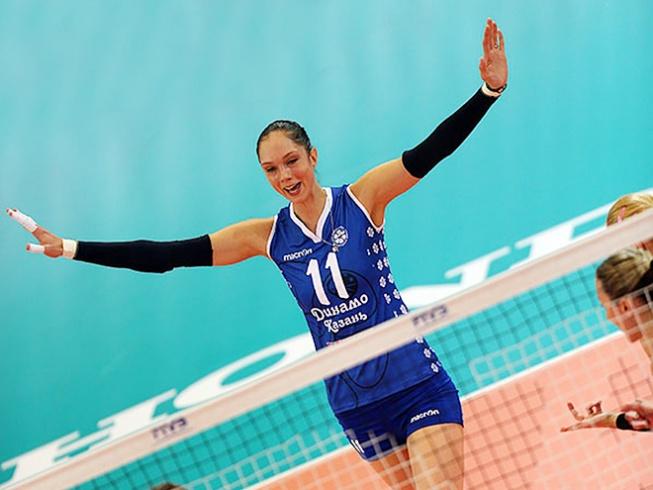 Екатерина Гамова