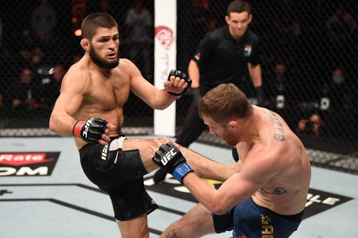 Почему бой Хабиб – Гэтжи на UFC 254 не был подставным