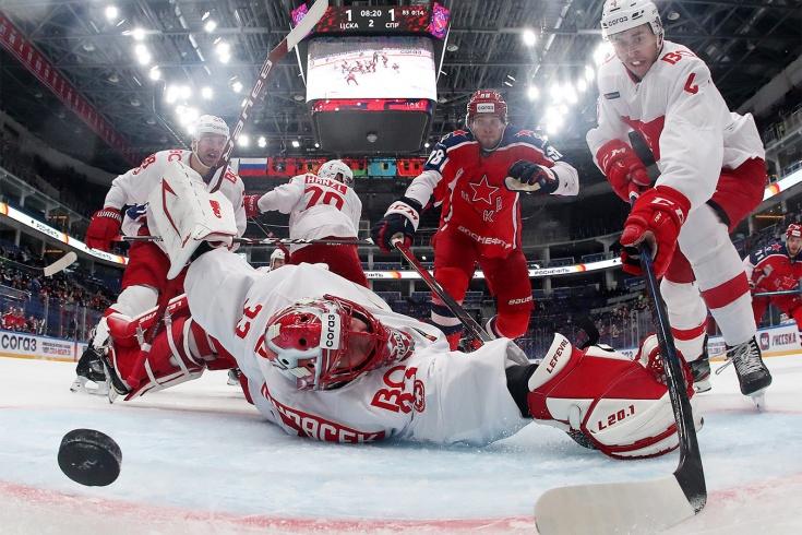Расклады на плей-офф КХЛ в сезоне-2020/2021, кто с кем сыграет в первом раунде
