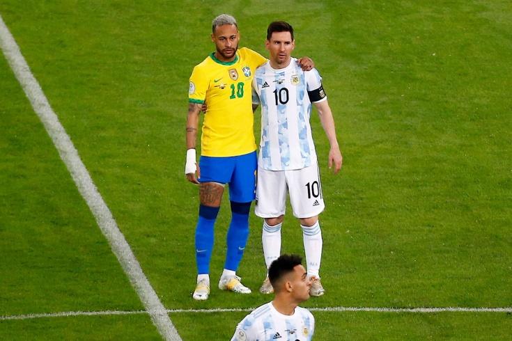 Как Месси изменился ради Аргентины? Расстроился ли Неймар? Подводим итоги Копы