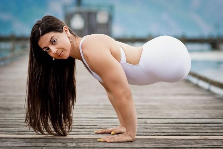 Как девушка без ног стала гимнасткой? Мотивирующая история Джен Брикер