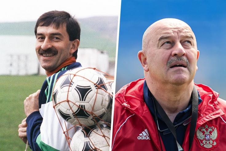 Как сборная России не вышла из группы на ЧМ-1994