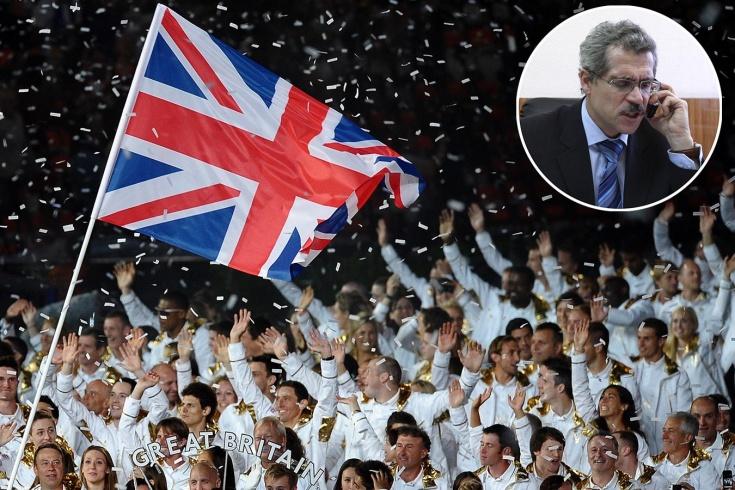 Громкий скандал в британском спорте