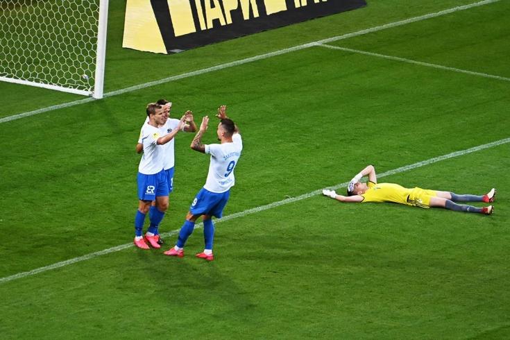 «Сочи» — «Ростов» — 10:1, обзор матча 23-го тура