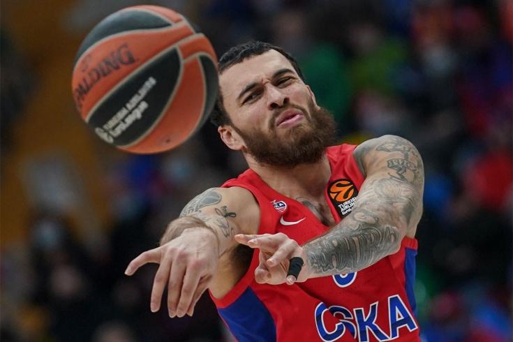 Майк Джеймс отстранён от матчей ЦСКА из-за скандала в раздевалке, клуб может отчислить игрока