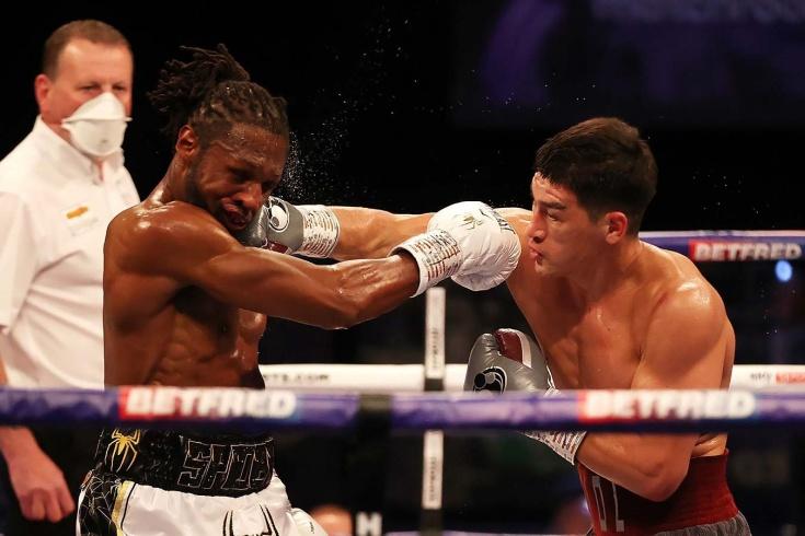Дмитрий Бивол победил Крэйга Ричардса и защитил титул чемпиона мира по версии WBA, 01.05.2021