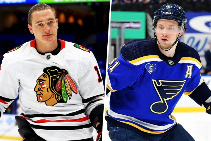 Тарасенко и Задоров не достанутся «Сиэтлу»? Кого защитят клубы НХЛ на Западе