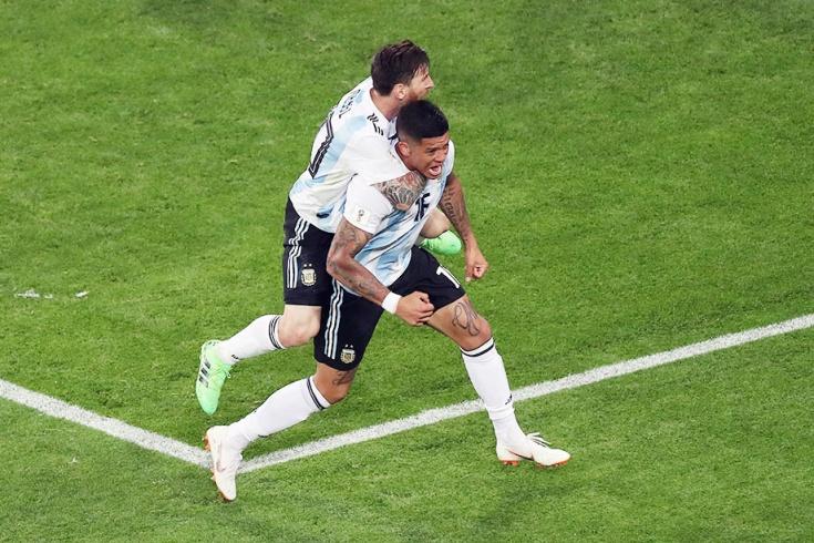 ЧМ-2018. Нигерия — Аргентина — 1:2