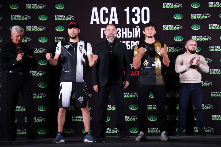 Абубакар Местоев жёстко нокаутировал Белека Алиева на турнире АСА, видео