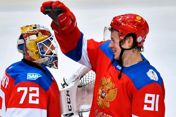 Эксперты — о шансах в матче Россия — Канада