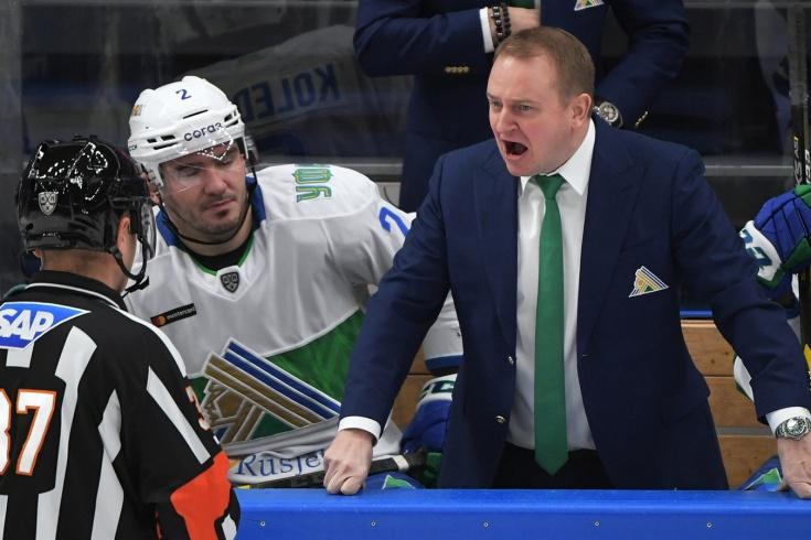 Шестерых хоккеистов «Салавата» не допустили на матч с «Йокеритом», «Салават Юлаев» проиграл в Хельсинки 1:3