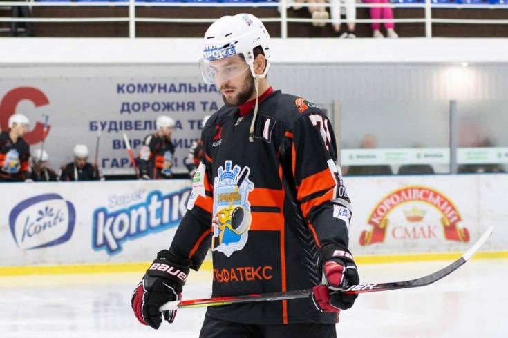 Украинский хоккеист в матче «Кременчук» — «Донбасс» проявил расизм в отношении американца