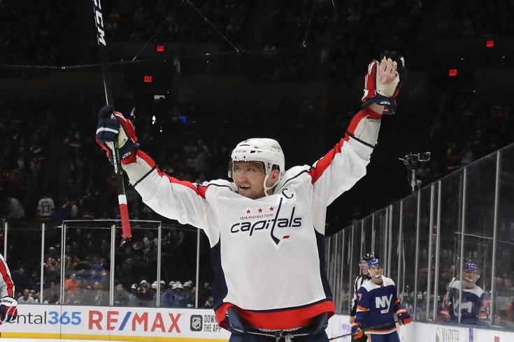 Овечкин — лидер НХЛ по голам в 2020 году, Кучеров