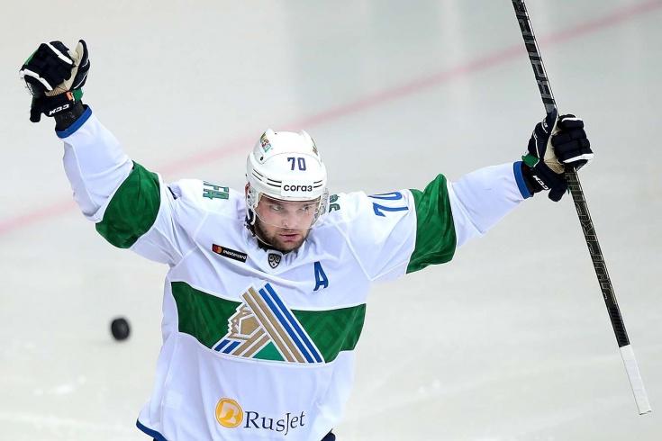 Теэму Хартикайнен обновил финский рекорд по количеству очков за сезон в КХЛ