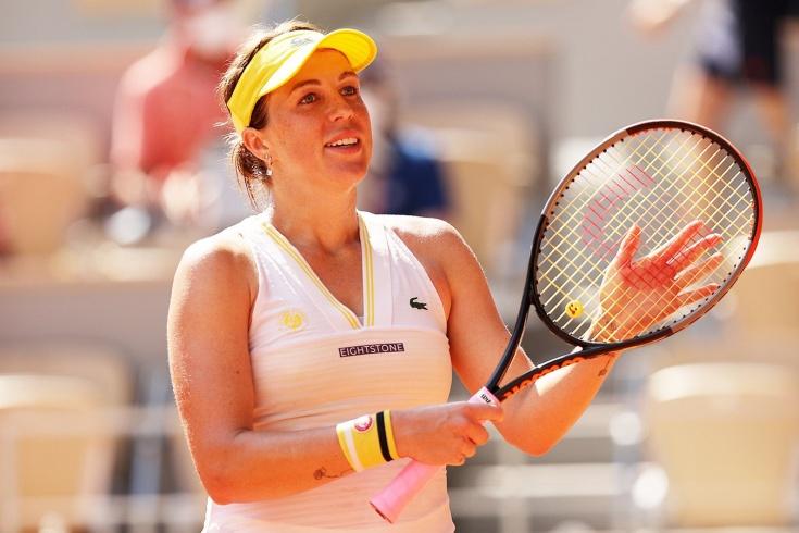 Анастасия Павлюченкова вышла в четвертьфинал ОИ