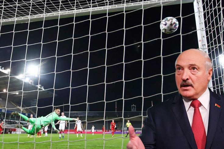 Бельгия — Беларусь — 8:0, самое крупное поражение в истории сборной Беларуси — реакция