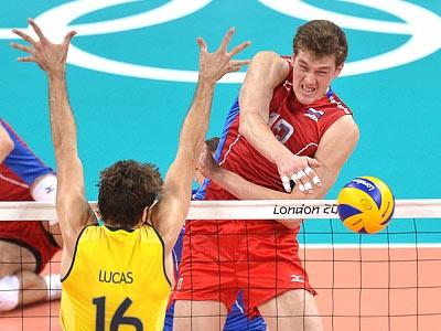 Лондон-2012. Волейбол. Сборная России