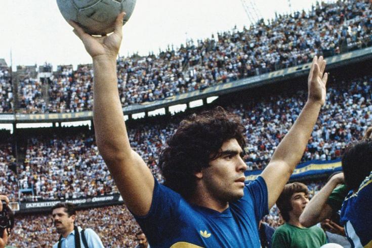 Легендарный гол Диего Марадоны: 40 лет назад он впервые забил «Ривер Плейт» в суперкласико