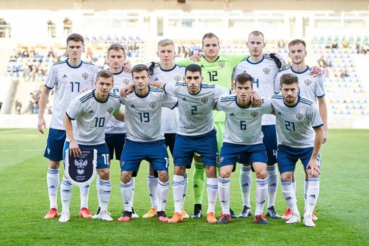 Молодёжная сборная России стартует на Евро! Всё, что нужно знать о турнире