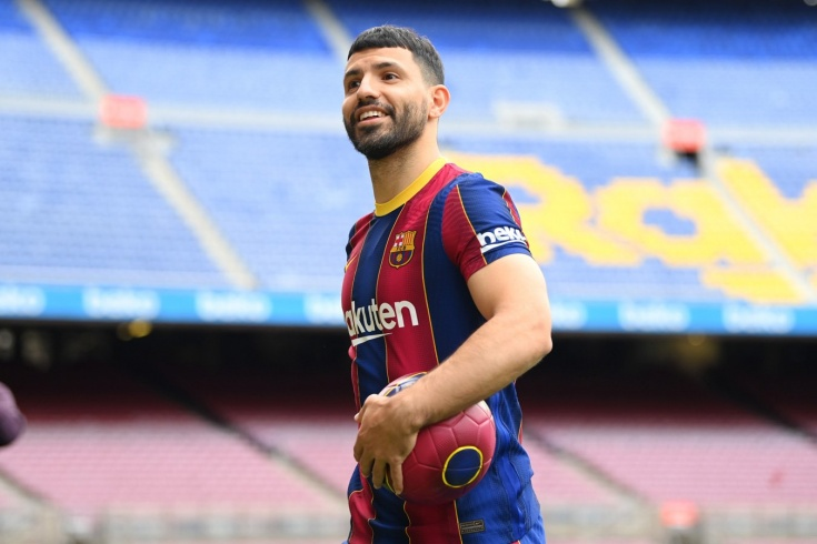 Теперь Месси точно не уйдёт? «Барселона» подписала его близкого друга Агуэро